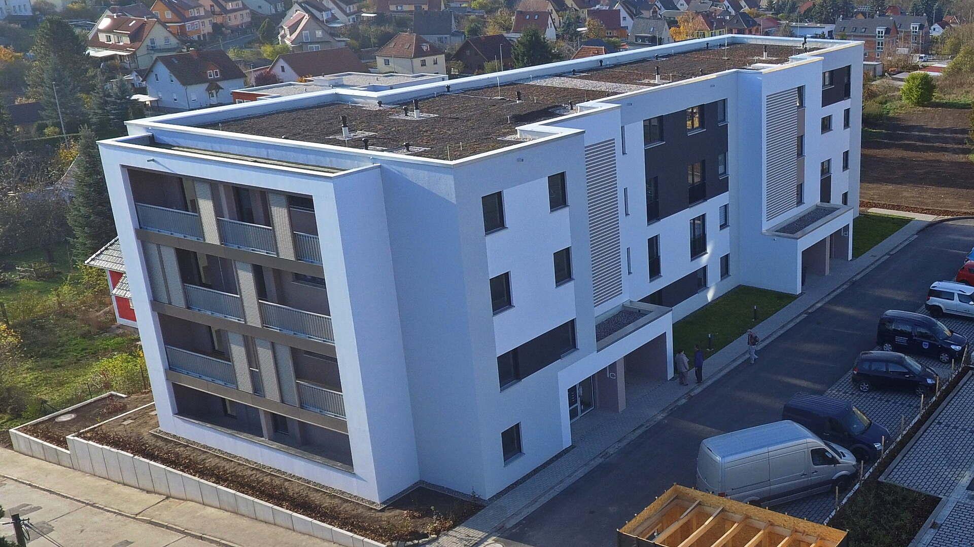 EKW Mehrfamilienhaus Bad Berka